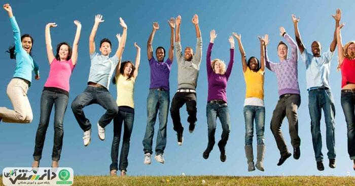 میزان شادی کشورهای جهان در اطلس شادی +اینفوگرافیک