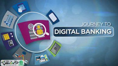 مروری بر وضعیت بانکداری دیجیتال در ایران