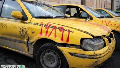 نوسازی ۶۱ هزار تاکسی از سوی ایران خودرو