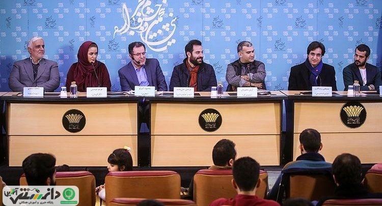 گزارش سومین روز سی و ششمین جشنواره فیلم فجر + ویدئو