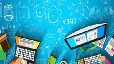 تأثیر اینفوگرافیک در بازاریابی از طریق رسانههای اجتماعی +اینفوگرافیک
