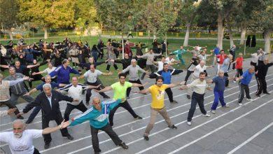 سرانه ورزش ایران به 16 دقیقه رسید