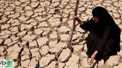 جدی شدن بحران آب در مناطق مرکزی، شرق و جنوب کشور