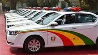 دنا پلاس به ناوگان پلیس سنگال پيوست