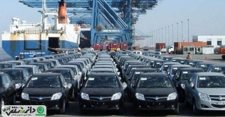 ترس در بازار خودروهای وارداتی !