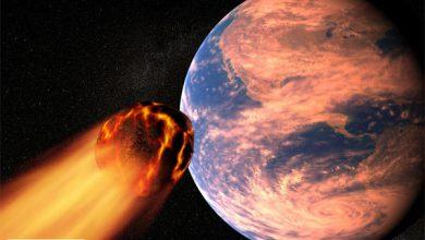 نابود کردن سیارک های نزدیک زمین با اسلحه هسته ای