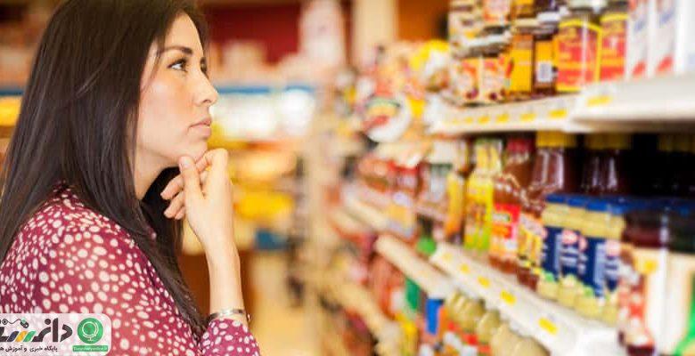 اثر قیمت محصول بر تجربه مصرفکننده