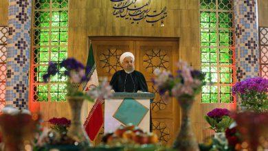 پیام نوروزی رئیس جمهور به مناسبت آغاز سال ۱۳۹۷