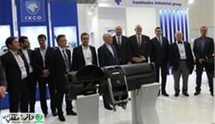 عملکرد مثبت ایران خودرو درصادرات قطعه به بازار های بین المللی