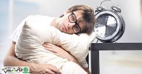 اثرات منفی و عوارض کم خوابی بر بدن