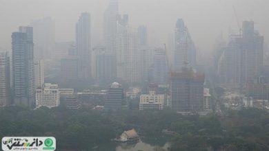 بیش از 95 درصد مردم جهان هوای آلوده تنفس میکنند