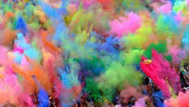 رنگارنگ ترین فستیوال جهان