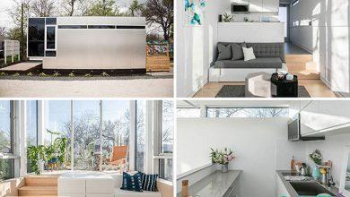 ایده هایی برای دکوراسیون آپارتمان کوچک +ویدئو