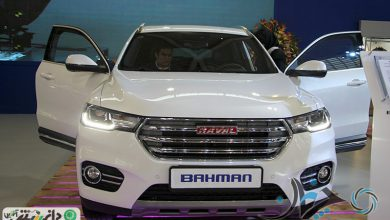 شرکت بهمن موتور روش فروش هاوال H2 را اعلام کرد