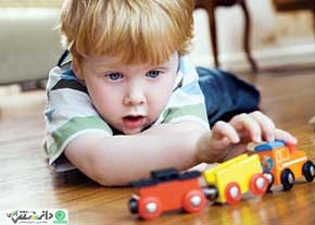 اینفوگرافی تغییر کودک از 1 تا 3 سالگی