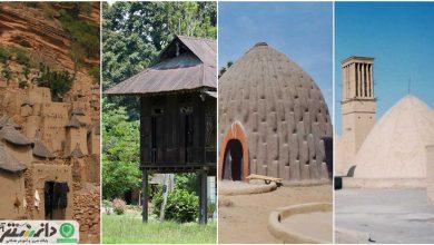 معماری پایدار معرف فرهنگ بومی هر کشور است