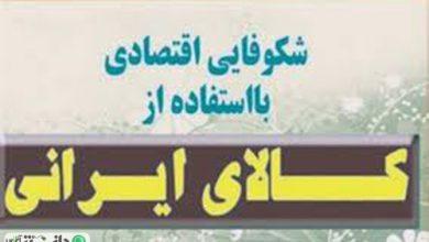 رقابتپذیری؛ حمایت از کالای ایرانی