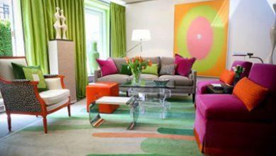 آشنایی با اصول طراحی و دکوراسیون داخلی منزل