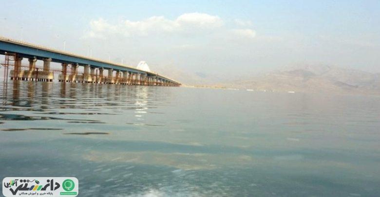 دریاچه ارومیه 4 برابر شد
