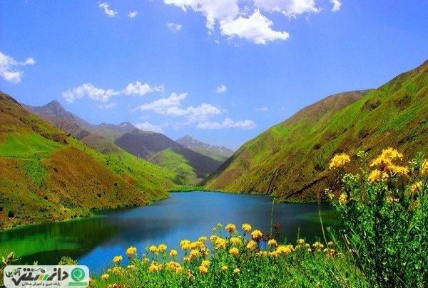 راهنمای سفر به دریاچه گهر؛ نگینی بر دامنههای رشته کوه زاگرس