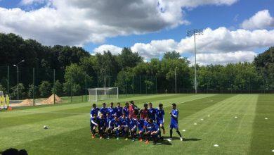 حال و هوای تمرین تیم ملی ۴ روز قبل از نخستین دیدارش در جام جهانی ۲۰۱۸