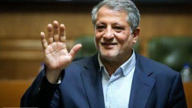 بازدید مهندس هاشمی رئیس شورای اسلامی شهر تهران از پروژه های عمرانی _ ترافیکی منطقه 21