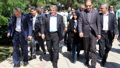 گزارش تکمیلی بازدید رئیس شورای شهر تهران از پروژه های در حال احداث شهرداری منطقه 21