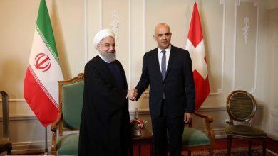 توئیت آقای دکتر روحانی درخصوص سفر خود به سوئیس