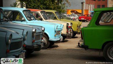 کشور آلمان با دو داستان خودرو سازی