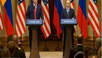 رؤسای جمهوری روسیه و آمریکا در کنفرانس مطبوعاتی از نتایج مذاکرات خود سخن گفتند