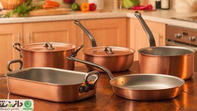 مضرات و فواید پختوپز در انواع ظروف فلزی و ...