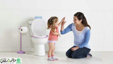 آموزش دستشویی رفتن برای کودکان +ویدئو