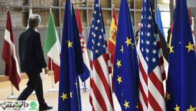  بیانیه اتحادیه اروپا بعد از اجرای اولین روز از تحریمهای ایران
