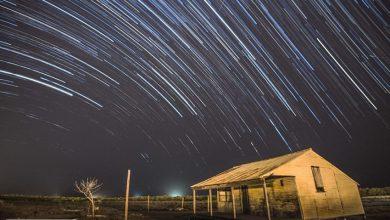 امشب زیباترین بارش شهابی سال، پدیده نجومی که شما را میخکوب آسمان میکند