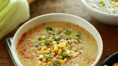 برخی از خواص ذرت در سوپ