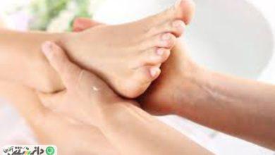 درمان 30 مرض با چرپ کردن کف پا