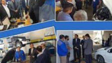 نظارت بر نمایندگیهای مجاز ایرانخودرو با هدف افزایش رضایت مشتریان