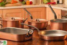 پختن غذا در ظروف مسی چه مزایا و معایبی برای سلامت انسان دارد؟