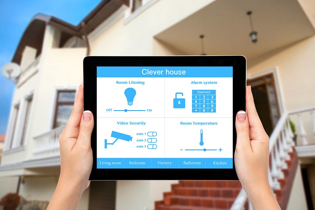 خانه هوشمند - درست مصرف کنیم - آموزش همگانی