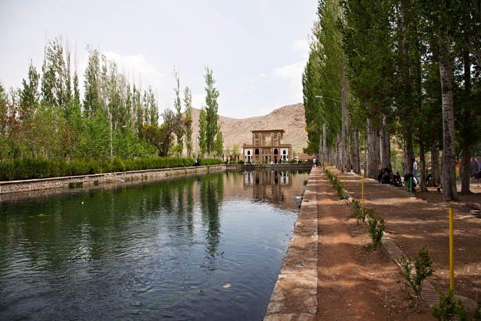 یکصد جاذبه دیدنی در ایران (17)عمارت چشمه علی سمنان-درست مصرف کنیم - آموزش همگانی - آگاهی مصرف
