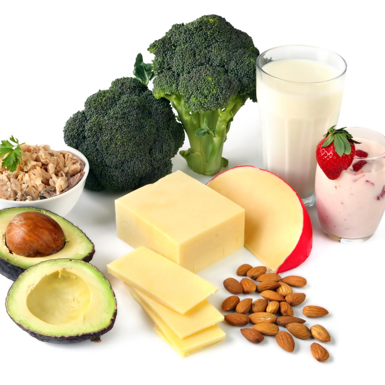 10 ماده غذایی غنی از کلسیم- پایگاه اینترنتی دانستنی در ایران