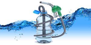 بنزین آبی