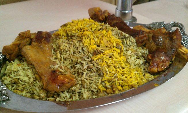 دستور پخت چلو گوشت- پایگاه اینترنتی دانستنی ایران