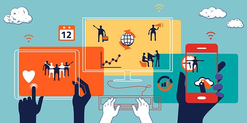تبلیغات اینترنتی و برند سازی آنلاین +ویدئو- پایگاه دانستنی آنلاین