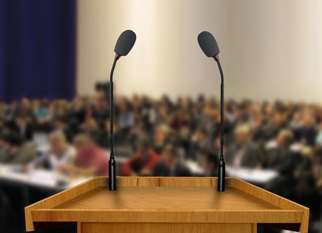 10 نکته مهم برای یک سخنرانی موفق +اینفوگرافیک- پایگاه دانستنی آنلاین