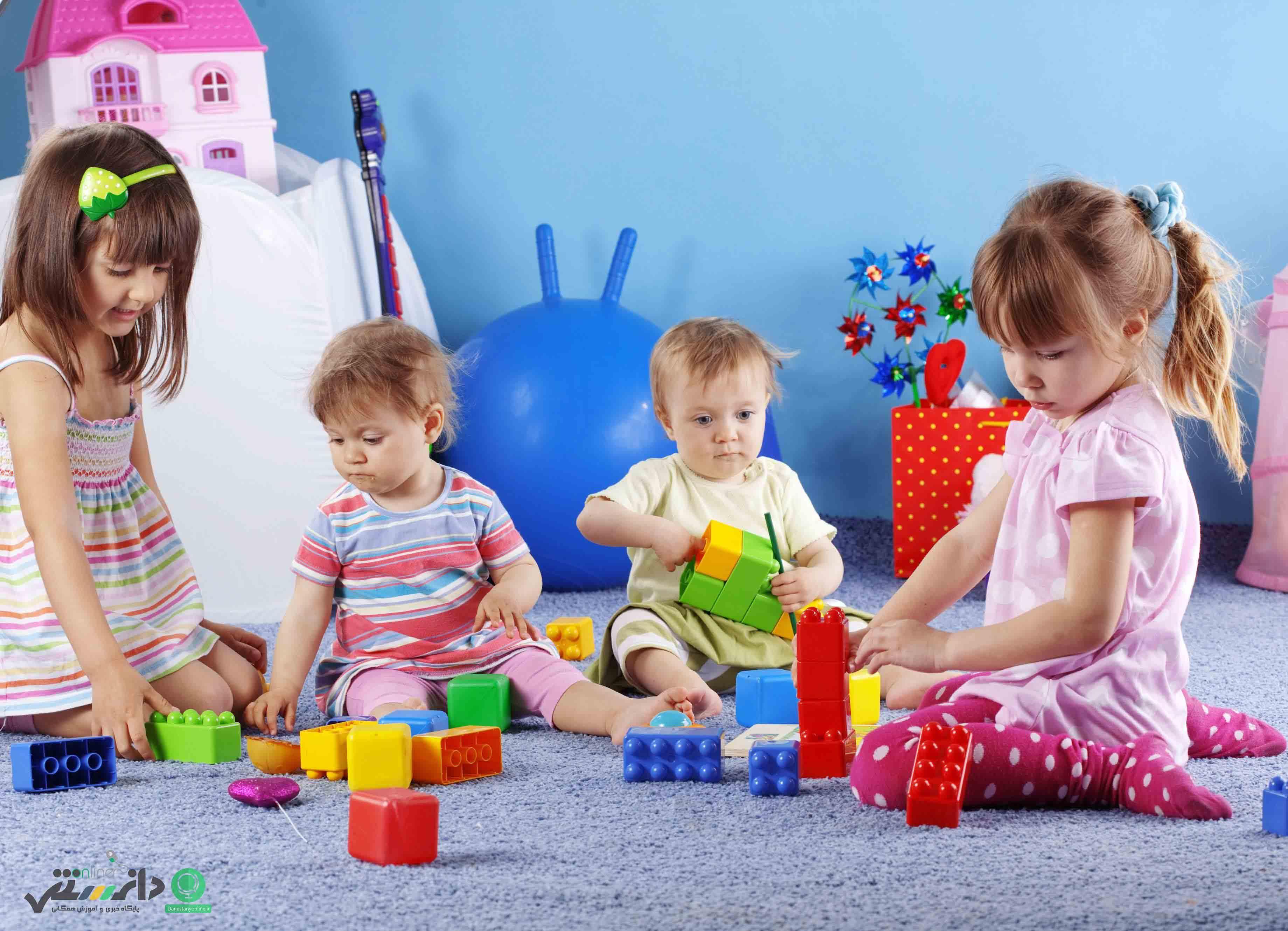 بازی کودکان و تربیت فرزندان- پایگاه دانستنی آنلاین