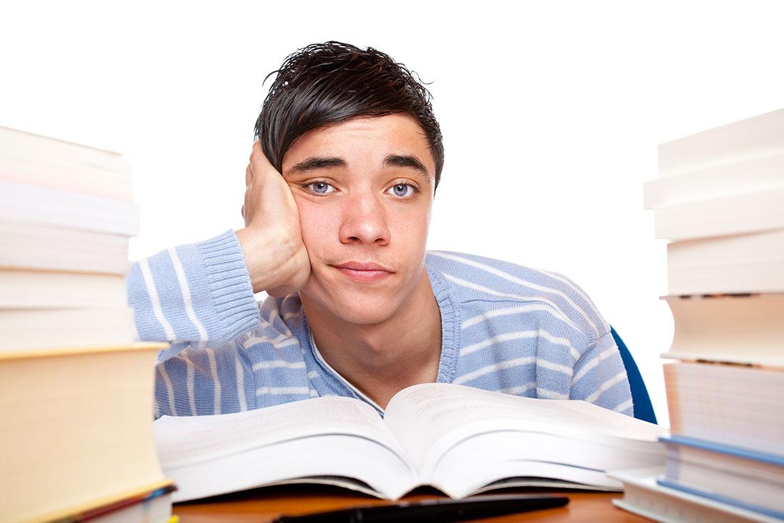 چرا نمی توانم درس بخوانم ؟- پایگاه دانستنی آنلاین