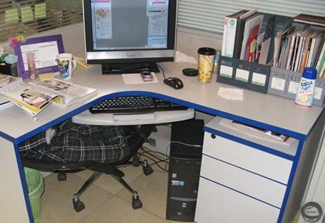 کثیف ترین وسایل محل کار را بشناسید+اینفوگرافیک- پایگاه دانستنی آنلاین