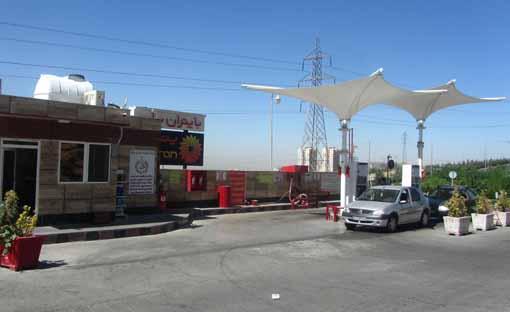 بهره برداری از دو جایگاه عرضه فراورده های نفتی تک پمپ در منطقه ۲۲