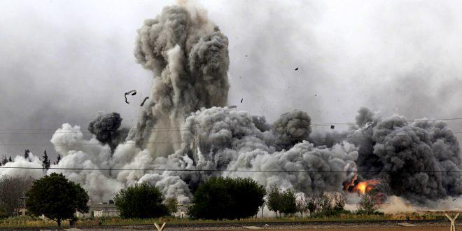 محیطزیست قربانی خاموش جنگ های بشری